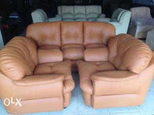 BRAND NEW royal sofa set(3+1+1) in affordable price!!!