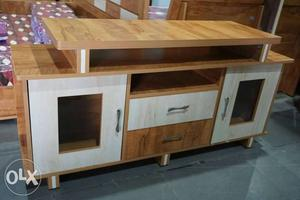 Brand new LCD TV stand for sale in engineer wood