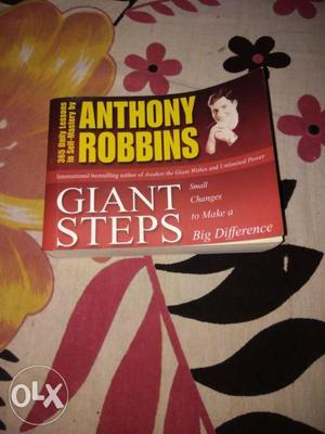 Giant Steps Book By Anthony Robbins