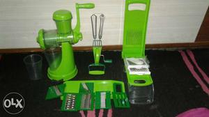 Green Mandolin Slicer
