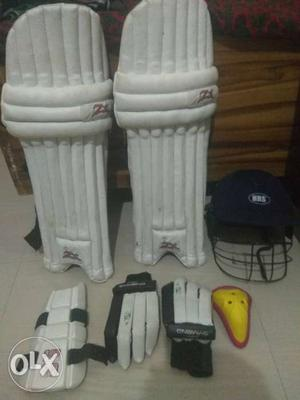 New SG cricket kit just 5mnth old with leather