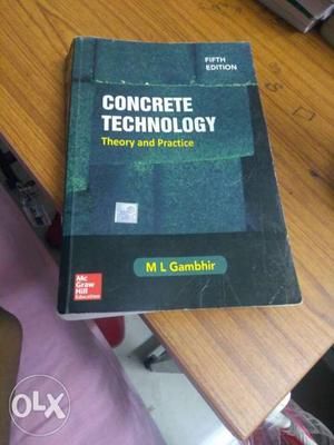 Concrete Technology Theory And Practice Book