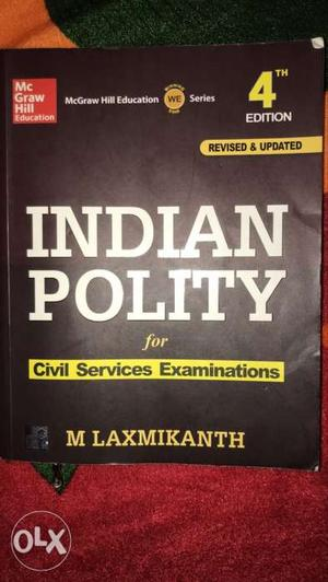 Polity book for IAS and PCS preparation in a good
