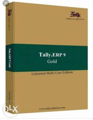 Tally.ERP 9 Gold Book