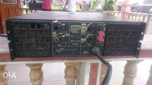 2 -pcs amplifier  watts sound standard