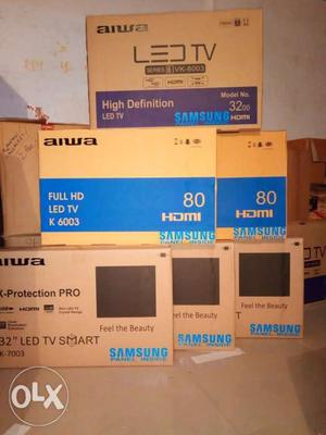 Aiwa Samsung TV Boxes pack amazing offers on fresh lot