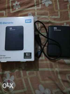 Almost new 1TB hard disk. Smoothly used still in