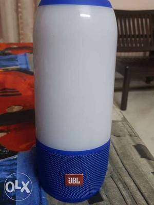 Black And White JBL Bluetooth Speaker