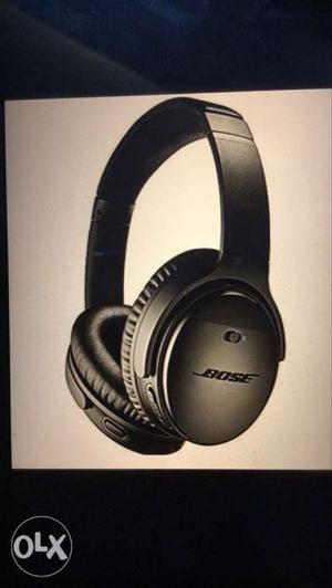 Bose Wireless Headphones, Used Only Once