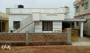 Brand new 2 bhk 900 sq ft house sale for bajpe