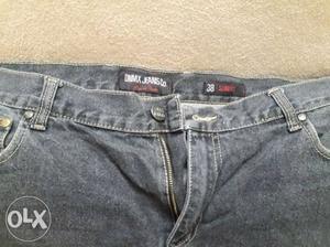 Denim jeans 38 size for best offer