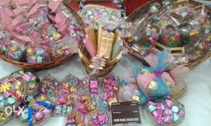 Home made chocolate for sale,birthday party and