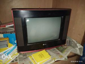LG Color tv 15 inch