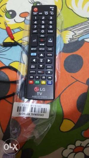 LG led tv remote new