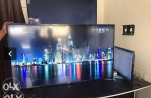 Sealed pack Ultra HD led tv sony 4k panel 1 yr warranty all