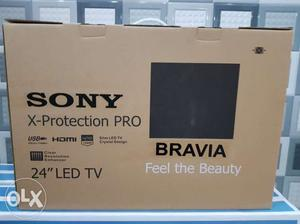 "Sony Bravia (24"") Full HD LED TV Brand New Sealed"
