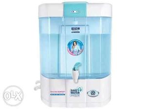 White And Blue Kent Water Purifier