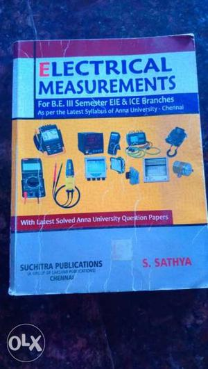 Book for electronics dept