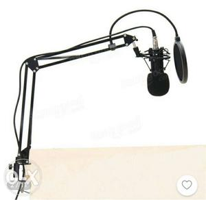 Condenser Microphone(MIC) with stand