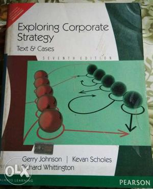 Corporate Strategy book new condition