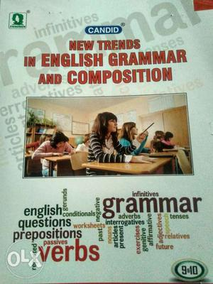New Trends In English Grammar And Composition Book