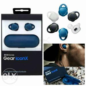 SAMSUNG Gear IconX Wireless Fitness Earbuds 1[ORIGINAL]