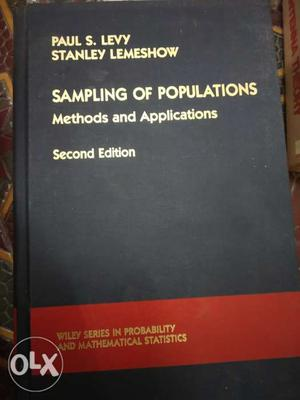Sampling of population: methods and applications