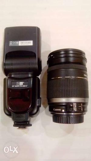 Canon mm and Ty Fy TTL 888 C Very good