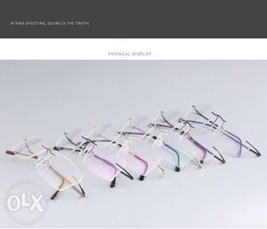 Frameless eye wear available at wholesale price