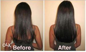 Hair growth oil made with the help of ayurveda