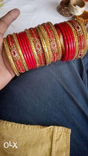 Lakh kangan / chuda for sell. too much variety