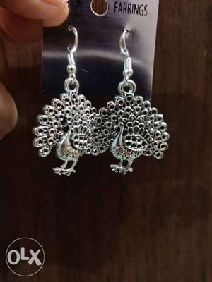Navratri special ear rings for girls