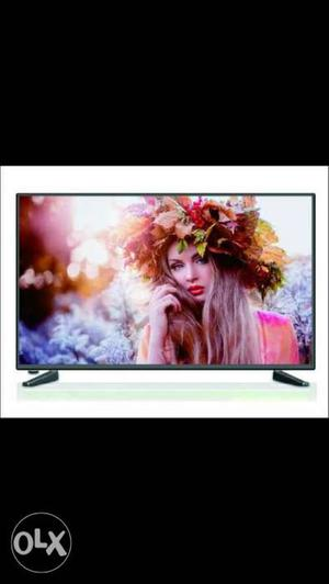 New 40 inch imported Led Tv with 2 Year Warranty and seal