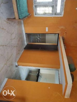 Only for girls 1 room attached kitchen bathroom