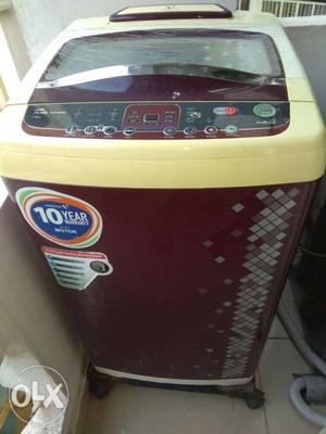 Two yrs old washing machine fully automatic,brand