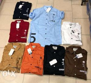 All kind of shirt shoes and t shirt available