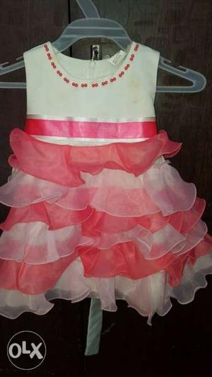 Brand New Packed Unused Girls Dresses for 1 to 2
