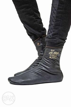 Leather socks for both men and women Best