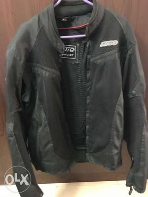 Protective riding jacket in good condition no
