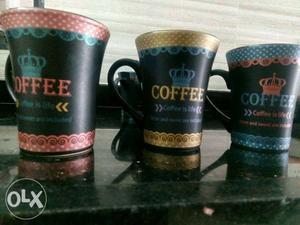 2 set of 6 cups, 300 each set.