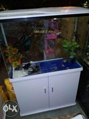 Fish aquarium sale and service all over India and