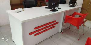 Want to give 2 brand new office table in good
