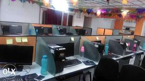 A Sft 50 seater Plug n Play center is