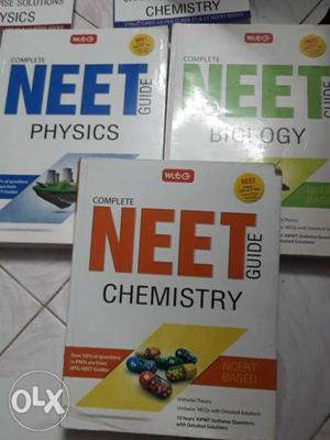 Complete neet guide all subjects only 7 months