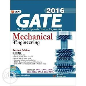 GATE Mechanical Engineering book-GK Publications