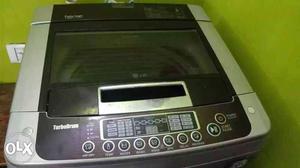 LG turbo Drum top load Washing Machine