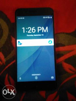 Mi A1 in excellent condition Very low used
