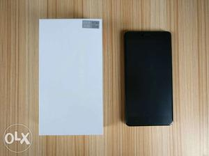 Mi Note 4 Black 2/32 - I am selling my Mi Note 4