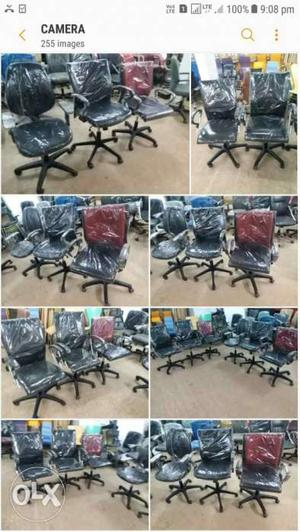 Office Chair All Couler Per Pice  good