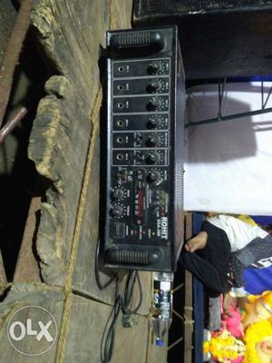 Rohit ssa/350 USB mp3 fm good condition